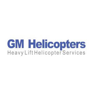 GM Helicopter logo